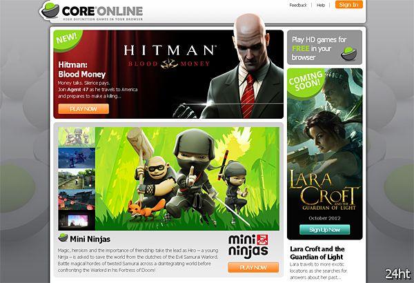 Square Enix запустила игровой облачный сервис