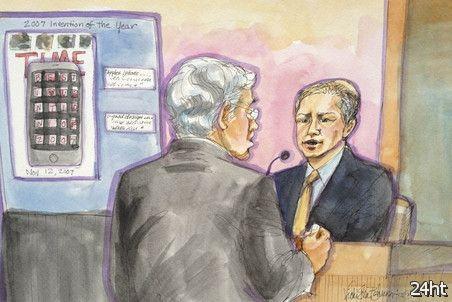 """Судебные разбирательства Samsung и Apple достигли """"точки кипения"""""""