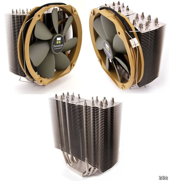 Thermalright Archon SB-E: суперкулер для самых мощных CPU