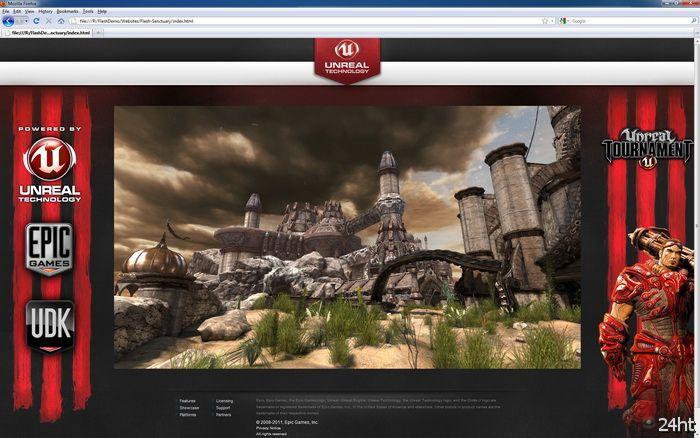 Unreal Engine 3 теперь может запускаться на Linux без Wine