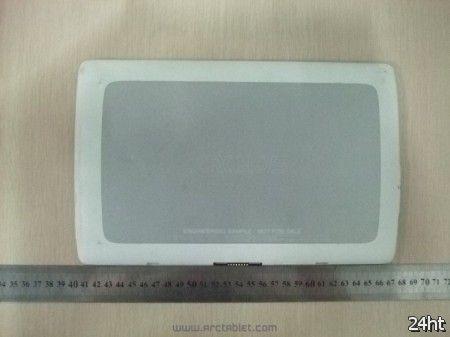 В Сети появились фото и спецификации планшета Archos G101 xs