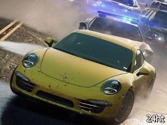В новой Need for Speed появится поддержка Kinect
