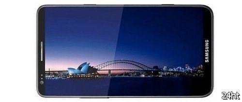 В сети появилось предположительное изображение Samsung Galaxy Note II