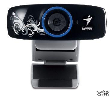 Веб-камера для творческих личностей Genius FaceCam 1020 Tattoo