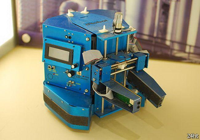 Виртуальная экскурсия по музею роботов компании iROBOT