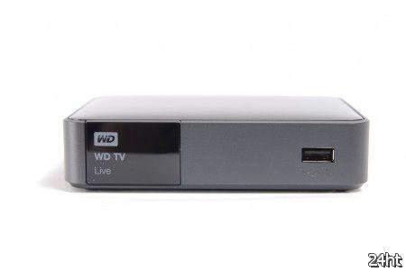 WD TV Live Streaming – умная ТВ-приставка