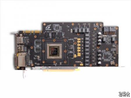 Ядро видеокарты ZOTAC GeForce GTX 660 Ti Extreme Edition работает на частоте 1202 МГц