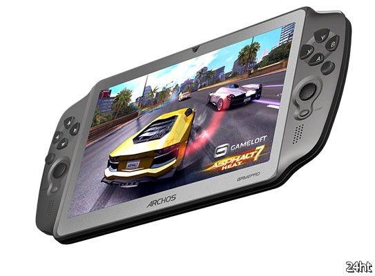 Archos GamePad - игровой планшет на базе Android