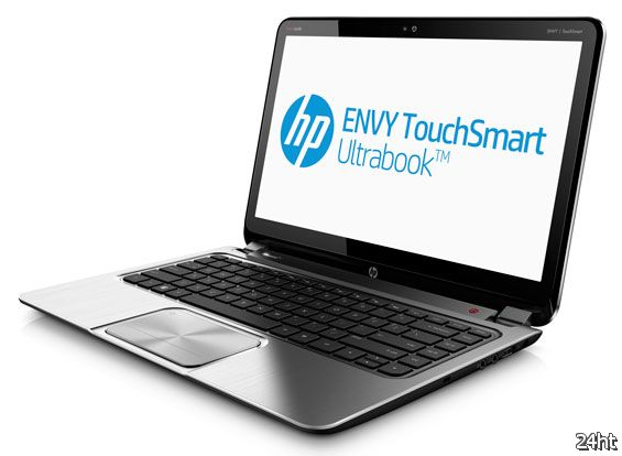 HP продемонстрировала планшет HP ENVY x2 и ультрабуки