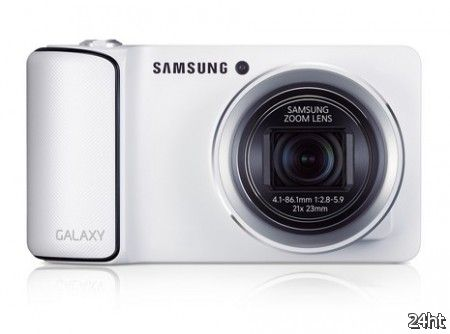 IFA 2012: Samsung представила Galaxy Camera на базе Android