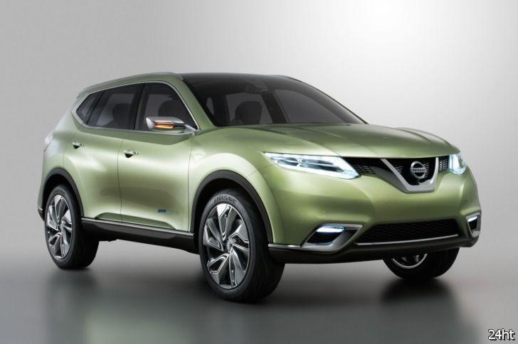 Nissan Hi-Cross определит будущее внедорожников японской компании
