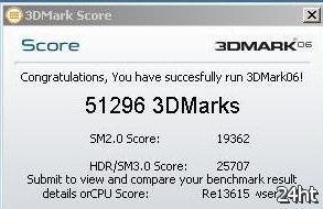 Новый мировой рекорд GTX 680 в 3DMark 2006