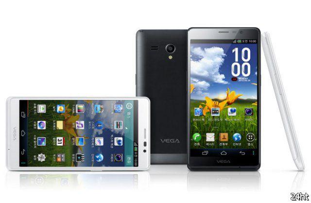 Pantech Vega R3 - мощный корейский смартфон