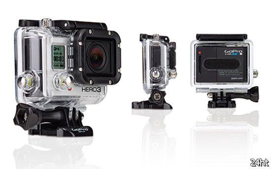 Мини-камера HERO 3 Black Edition