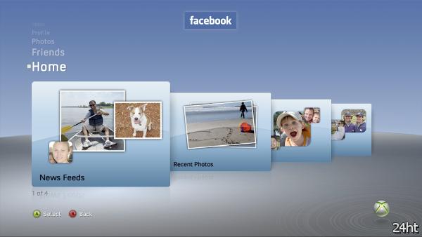 Приложения Facebook и Twitter больше не доступны на Xbox 360