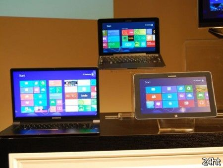 Samsung поделилась ценами на Windows 8 ПК и планшеты