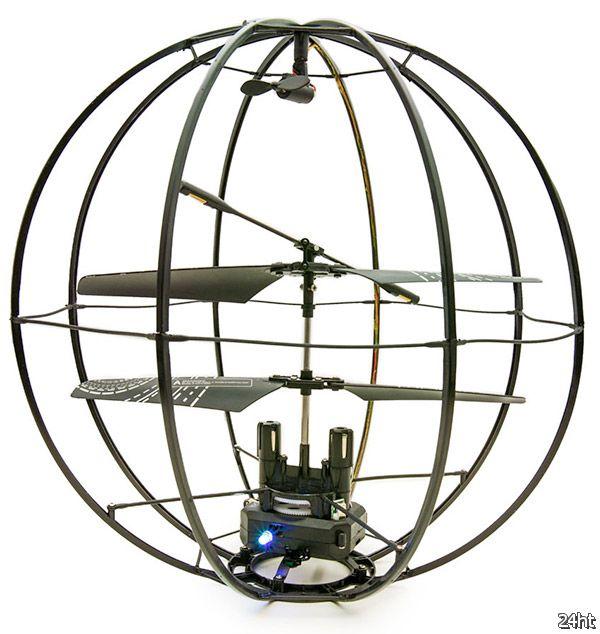 Сферический вертолет от Kyosho