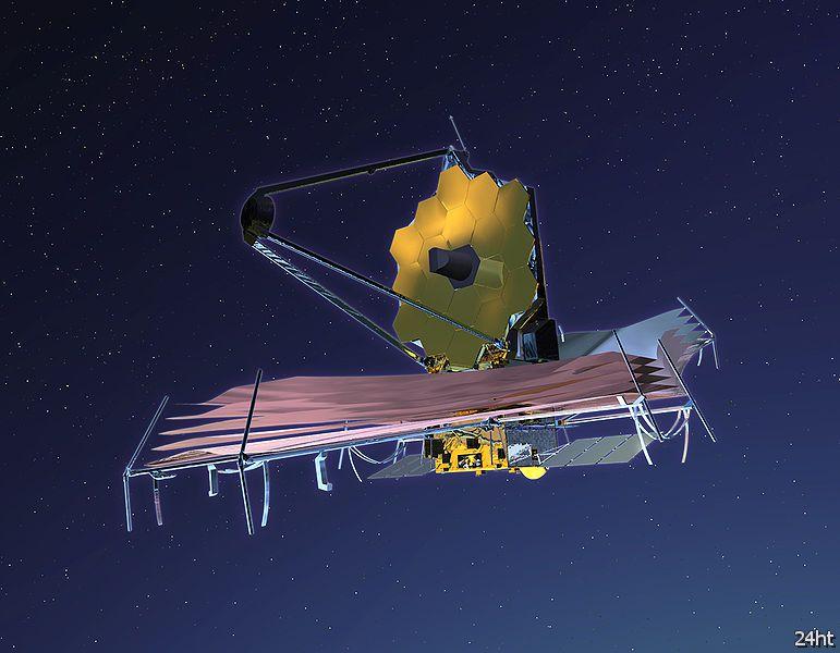 Телескоп Джеймса Вебба превзойдет Хаббл