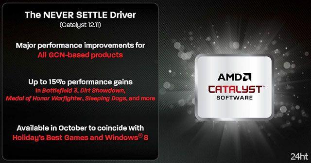 AMD Catalyst 12.11 Beta 8 улучшает производительность в Far Cry 3 и в Linux