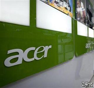 Acer отложила выпуск планшетов на Windows RT после выхода на рынок Microsoft