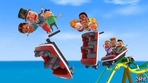 Coaster Crazy. Строим и катаемся