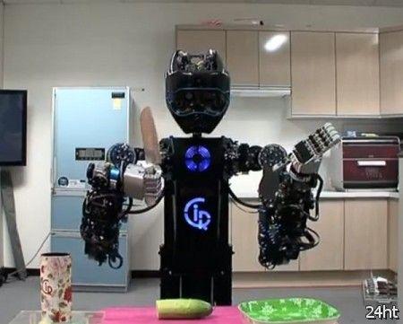 Корейский робот-повар