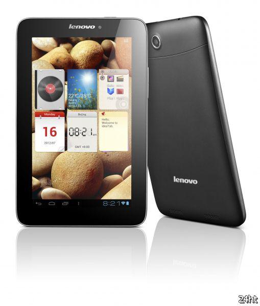 Lenovo предлагает планшет IdeaTab A2107 за 150 $