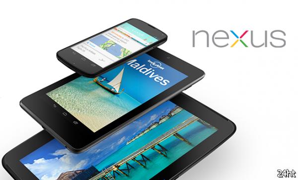 Планшеты Nexus 10 также раскупили