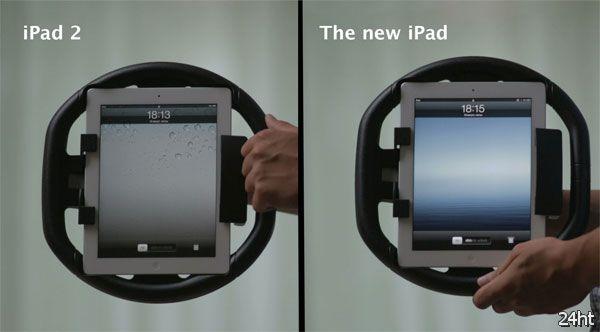 Рулевое колесо для iPad