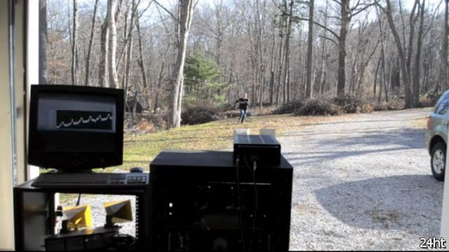 Самодельный радар