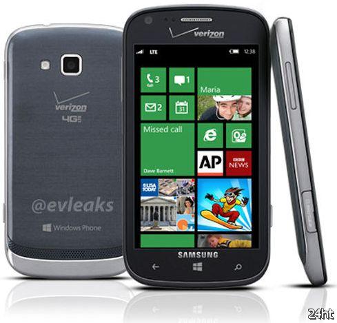 Samsung Ativ Odyssey - недорогой смартфон на Windows Phone 8