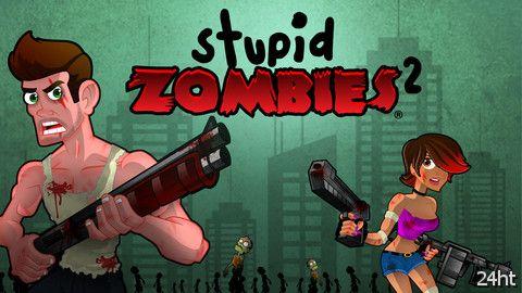 Stupid Zombies 2. Смертельный рикошет
