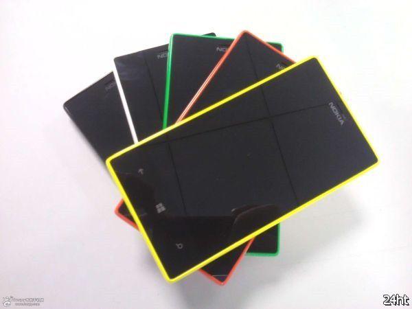 В Китае засветилась Nokia Lumia 830