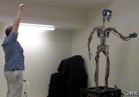 В лаборатории Disney Research создали нового робота