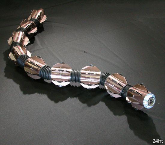 Водяная механическая змея ACM-R5