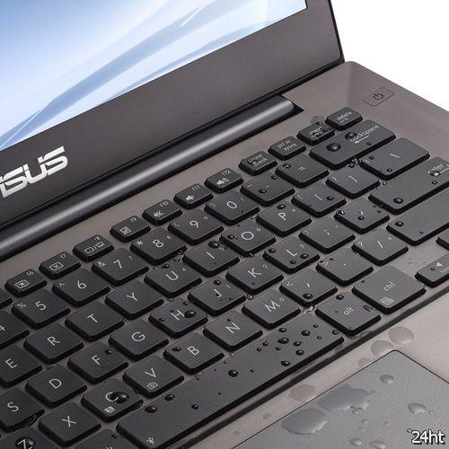 14-дюймовый ультрабук бизнес класса ASUS BU400 с профессиональной видеокартой NVIDIA NVS 5200M