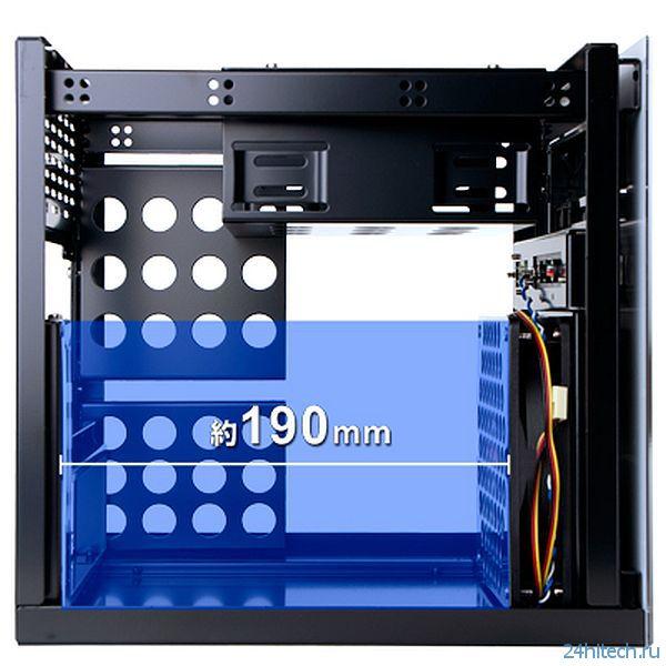 Abee представляет новый модельный ряд кубических корпусов acubic C10R