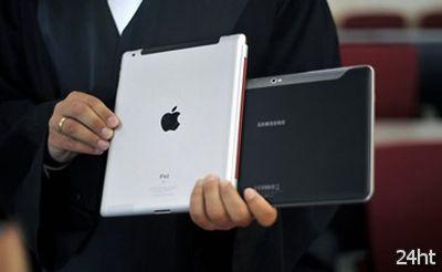 Apple не смогла запатентовать iPad в России