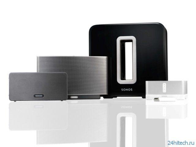 Беспроводной сабвуфер Sonos