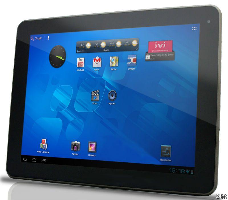Bliss Pad A9730: 9,7-дюймовый Android планшет с двухъядерным процессором