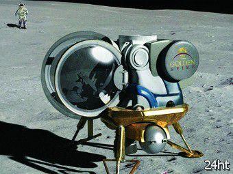 Частная компания собралась отправлять туристов на Луну