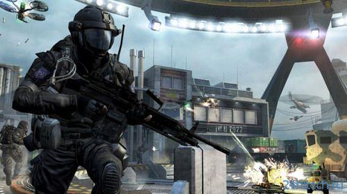 CoD: Black Ops 2 лидирует в чартах Великобритании шестую неделю подряд