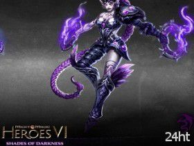 DLC Shades of Darkness Might & Magic Heroes 6 - 28 февраля