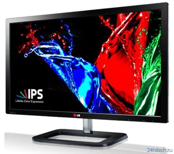Доступен 27-дюймовый монитор LG 27EA83 с высоким разрешением