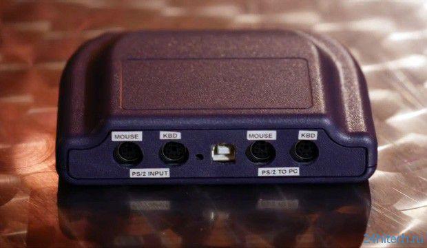 Emukey EK1 - геймерский адаптер для периферии