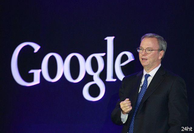 Эрик Шмидт из Google: Android выигрывает эту битву с Apple iOS