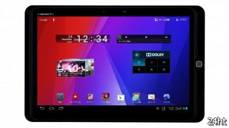 Fujitsu выпустила новый флагманский планшет