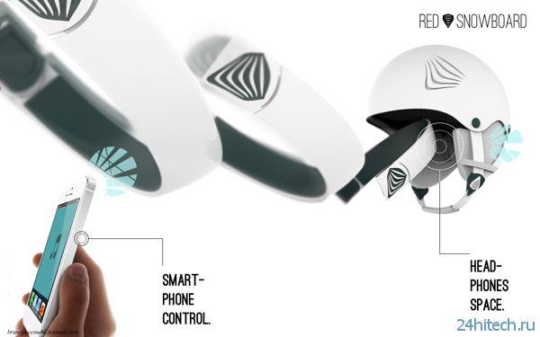 Гарнитура для шлема