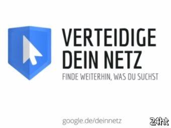 Google призвал немцев вступиться за Google News