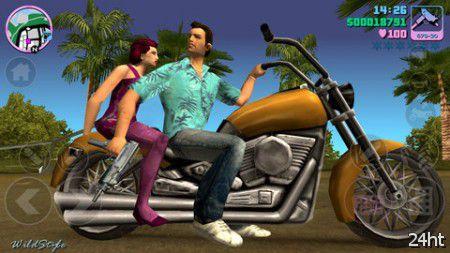 Grand Theft Auto для iPhone уже в продаже